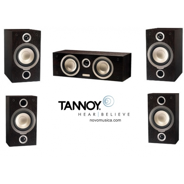 Altavoces Home Cinema Tannoy Mercury V1 Pack