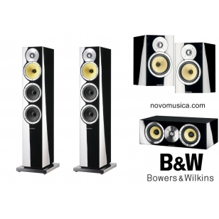 Altavoces Home Cinema B&W CM8 Pack