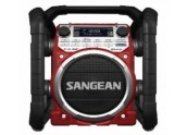 Sangean U4BT Red Radio FM...