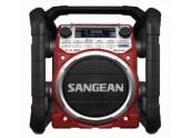 Sangean U4BT Red Radio FM...