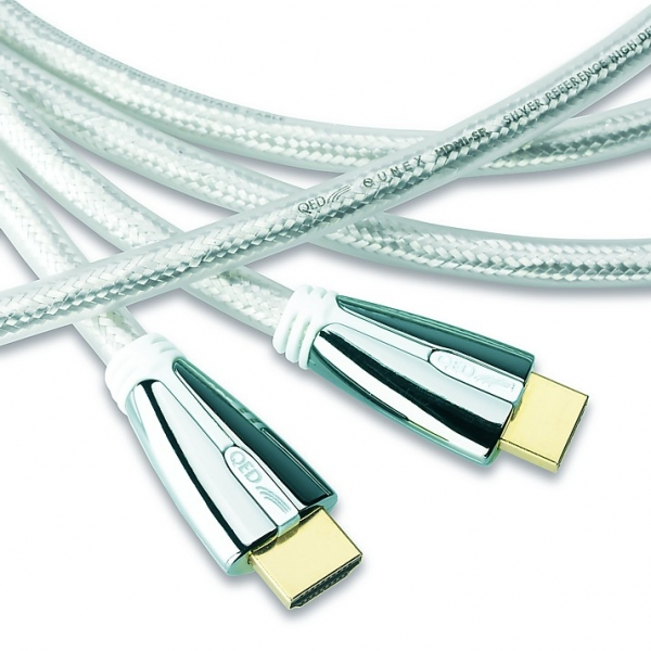 Cable QED Silver Reference  1m