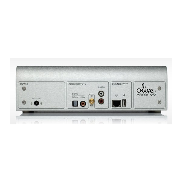 Olive 2 Servidor de audio, cliente de los sistemas 3HD y 4HD inalambrico.