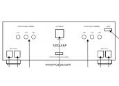 Etapa de potencia a válvulas KT120 Copland CTA-506