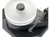 Project RPM 10.1 Evolution Giradiscos manual. Brazo de fibra de carbono. Base es