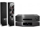 Cambridge Audio CXA60 + CXC...