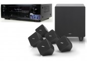 Denon AVRX540BT + SYS 2020