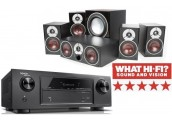 Home Cinema Denon AVRX540BT...