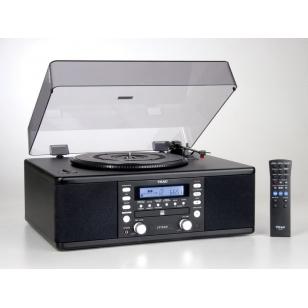 Teac LP-R400 Mini cadena. Giradiscos 33/45/78 R.P.M. Grabadora CD, lector CD.Rad