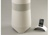 Soundcast Outcast Junior OCJ-420 y transmisor ICT 121 Altavoz inalámbrico + base