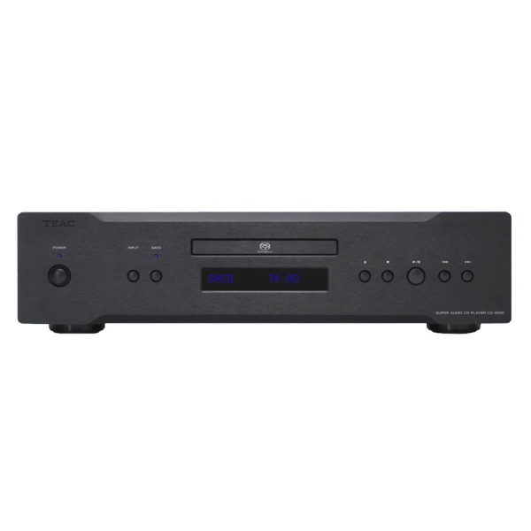 Lector CDs Teac CD-2000 Distinction SACD con USB 2.0