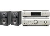 Denon PMA520/DCD520 + Polk...
