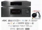 Cambridge Audio CXR200 + CXUHD