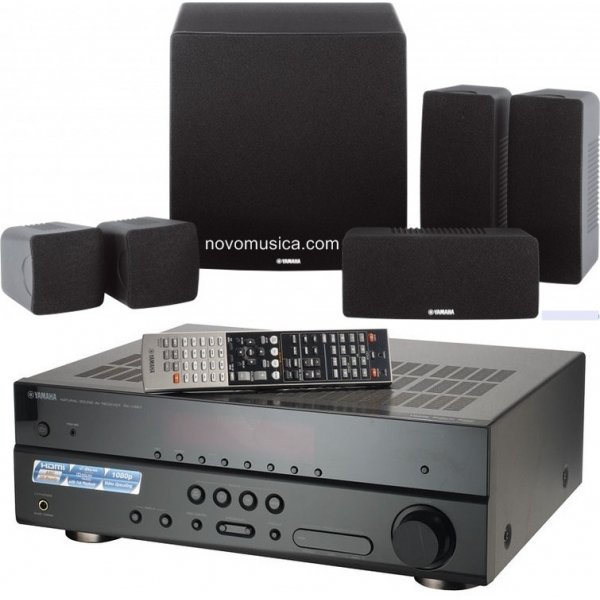 Home Cinema Yamaha RX-V567 + NSP-380