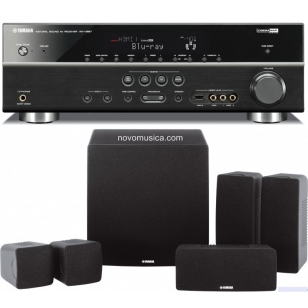 Home Cinema Yamaha RX-V667 + NSP-380