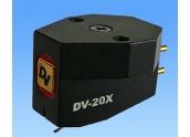 Dynavector DV20X L Capsula MC, bobina móvil. Flux damper. Aguja eliptica.  Nivel