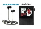 Reproductor Astell&Kern AK100 + Auriculares Sennheiser ie800