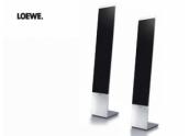 Loewe Reference Sound Standspeaker Slim Altavoz de suelo, 2 vias. 8 Ohmios. Sist