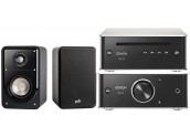 Denon PMA60/DCD50 + Polk Audio S15
