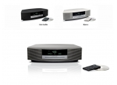Bose Wave System Sistema compacto de sobremesa.  Radio AM/FM, CD/MP3, altavoces