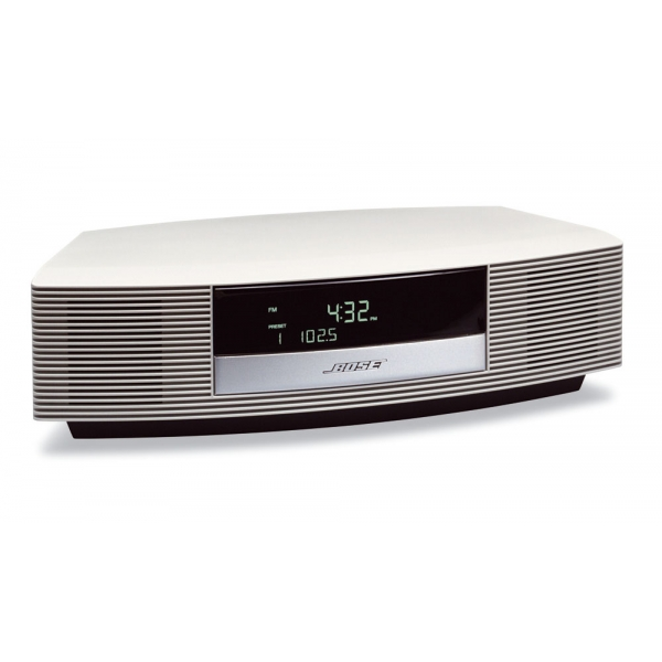 Bose Wave Radio Sistema de audio de sobremesa. Radio FM, entrada auxiliar