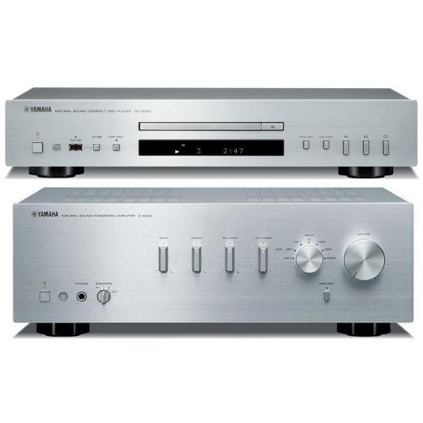 Yamaha A-S300 + CD-S300