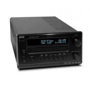 NAD C717 Mini cadena de altas prestaciones. Lector CD/DVD, radio AM/FM, USB, 2x2