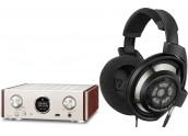 Sennheiser HD800S + Marantz...