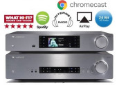 Cambridge Audio CXA60 + CXNV2