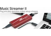 High Resolution Technologies Music Streamer II Convertidor digital / analogico.