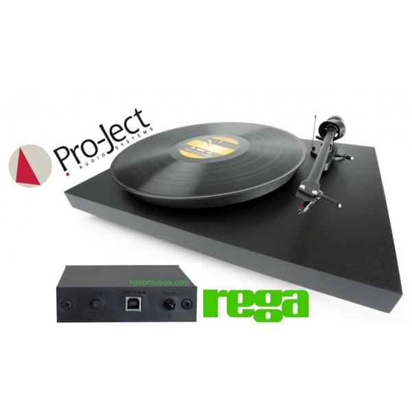 Giradiscos Project Debut III + Rega Fono Mini A2D