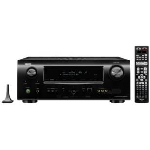 Denon AVR-1611 receptor Home Cinema 57 canales x110Watios 5 entradas HDMI