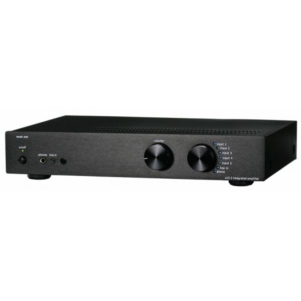 Amplificador Music Hall a15.2