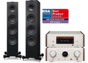 Marantz HD-CD1 + AMP1 + KEF...