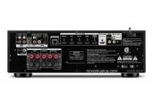 Receptor AV Denon AVR-1713 5 canales 100 Watios 3D LAN Ethernet HDMI frontal