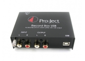 Project Record Box USB