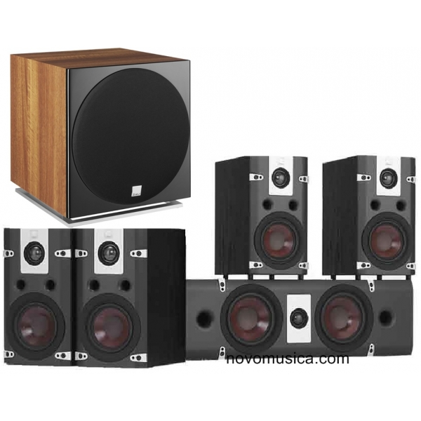 Altavoces Home Cinema Dali Lektor 3 E12 Sub Pack