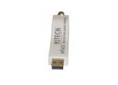 M2tech Hiface USB-RCA Adaptador USB a RCA digital coaxial, para procesar l