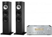 Yamaha AS1100 + B&W 603
