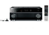 Yamaha RX-V1067 3D, 95W x 7 canales, amplificación asignable Bi-Amp o Surround B
