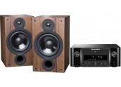 Marantz MCR612 + Cambridge...