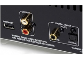 Rotel RDG-1520 Reproductor de audio en red. Entradas RJ45, USB, optica, coaxial.