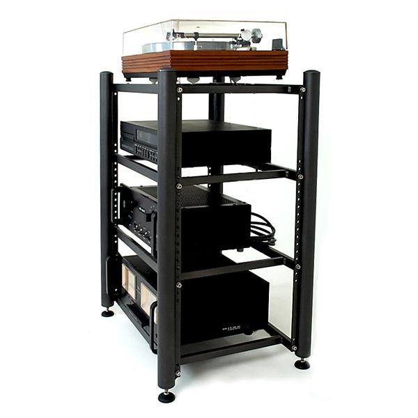 Artesania Audio Kit 19 IMPROVED (sin baldas) Mueble HIFI con tratamiento acústic