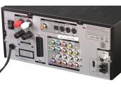 Music Hall AV2.1 Mini cadena de altas prestaciones. Lector CD/DVD, ranura SD, US