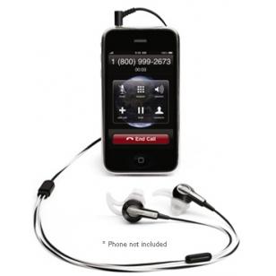 Bose MIE2 auriculares para teléfono móviles iPhone, Droid, Blackberry... y otros