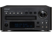 Teac DR-H338i Micro cadena DVD/CD con HDMI 1080p, 2x50Watios. Dolby Digital Virt