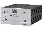 Moon 100D Convertidor digital / analogico. Entradas USB, digital coaxial y optic