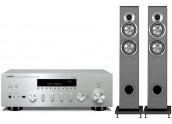 Yamaha RN803 + Sonus Faber...