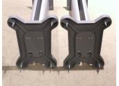 B&W FS-700 soporte de suelo para altavoz
