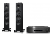 Cambridge Audio CXA60 + KEF...