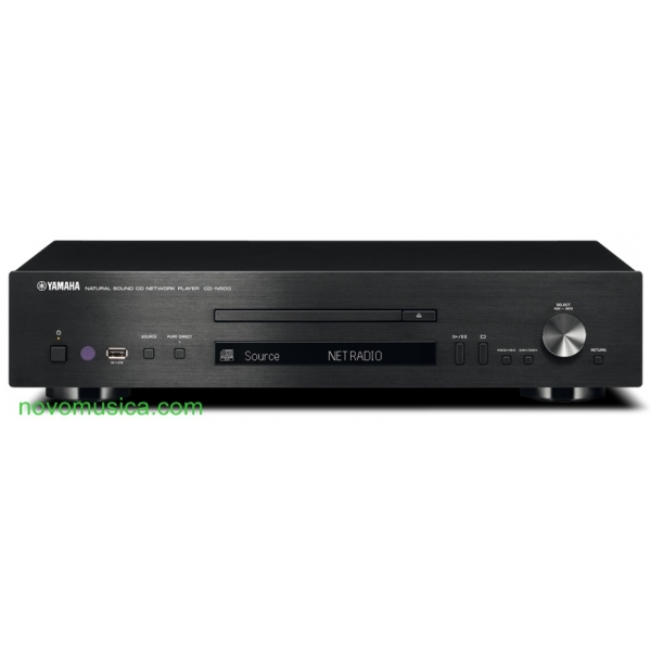 Reproductor Audio en Red Yamaha CD-N500 CDN500
